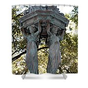 Pillars Of New Orleans Shower Curtain