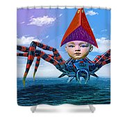 Pilot Shower Curtain