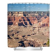 Pima Point Grand Canyon National Park Shower Curtain