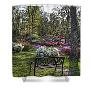 Pinecrest Gardens Shower Curtain