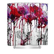 Pink 2 Shower Curtain