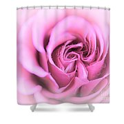 Pinkness Shower Curtain