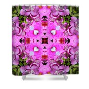 Pinks- Oh My Shower Curtain