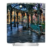 Pioneer Square - Seattle Shower Curtain