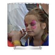 Pirate Princess In The Making Shower Curtain