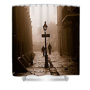 Pirate's Alley  New Orleans Shower Curtain