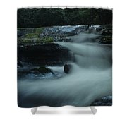 Pisgah National Forest Shower Curtain