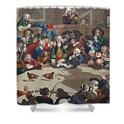 Pit Ticket, 5th November 1759 Shower Curtain