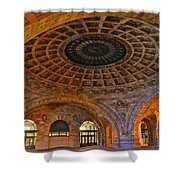 Pittsburgh Downtown Luxury Apartments Shower Curtain