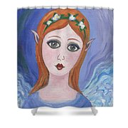 Pixie One Shower Curtain