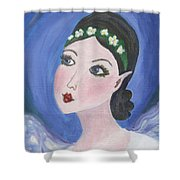 Pixie Two Shower Curtain