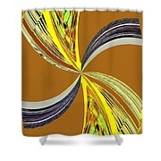 Pizzazz 46 Shower Curtain