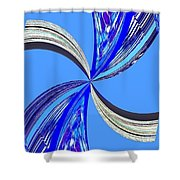 Pizzazz 47 Shower Curtain