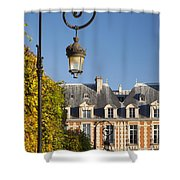 Place Des Vosges Shower Curtain