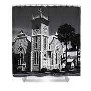 Place Of Worship Shower Curtain
