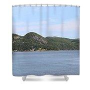 Placentia Gut  Shower Curtain
