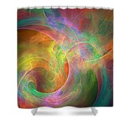 Placeres-04 Shower Curtain