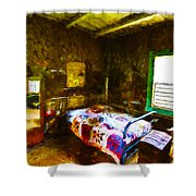 Places From The Past Shower Curtain