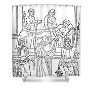 Plague, 1500 Shower Curtain