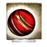 Planet Passion - My Little Planets Series  Shower Curtain