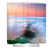 Planet Water Shower Curtain