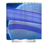 Planets 2 Shower Curtain