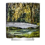 Plantation Bridge Shower Curtain
