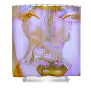 Play For Me Shower Curtain