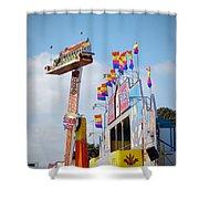 Playday Shower Curtain