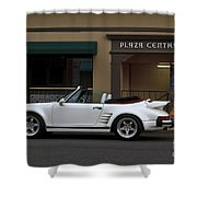 Plaza Central Park Shower Curtain
