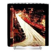 Plaza Christmas - Kansas City Shower Curtain