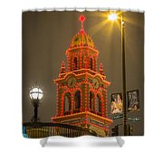 Plaza IIi Shower Curtain
