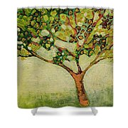 Plein Air Garden Series No 8 Shower Curtain