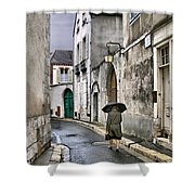 Pluie A Chartres - 1 Shower Curtain
