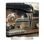 Plymouth Special Deluxe Front Shower Curtain
