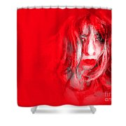 PMS Shower Curtain