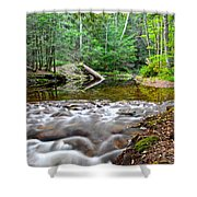Poetic Side Of Nature Shower Curtain