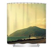Point Mugu In California Shower Curtain