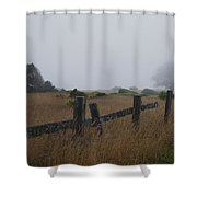 #pointcabrillo Shower Curtain