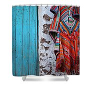 Ponchos For Sale Shower Curtain