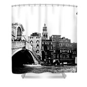 Ponte Realto Shower Curtain