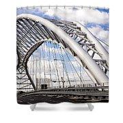Ponte Settimia Spizzichino Shower Curtain