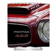 Pontiac 455 Shower Curtain