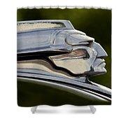 Pontiac Chief 3 Shower Curtain