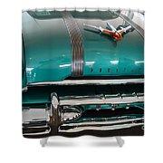 Pontiac Shower Curtain