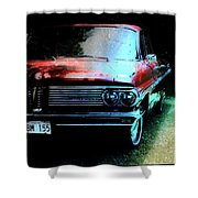 Pontiac Shade N Sun  Shower Curtain