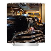 Pontiac Streamliner 1947 Shower Curtain