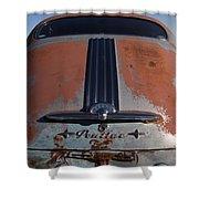 Pontiac Trunk Shower Curtain