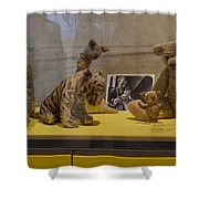 Pooh And Friends Shower Curtain