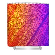 Pop-13-b Shower Curtain